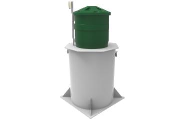 Автономная канализация Коло Веси 5