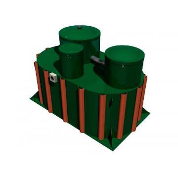 Автоматизированная система автономной канализации Alta Bio 10 UV+